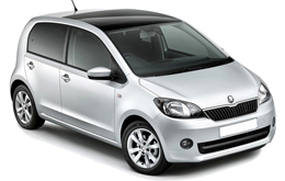 Skoda CitiGo - Automatic
