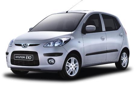 Hyundai i10 - Automatic