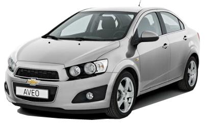 Chevrolet Aveo - Diesel